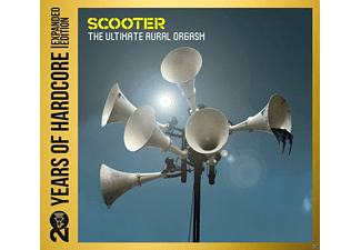 Scooter - 20 Years Of Hardcore / The Ultimate Aural Orgasm [CD]