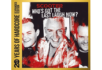 Scooter - 20 Years Of Hardcore / Who's Got The Last Laugh Now? [CD]
