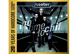 Scooter - 20 Years Of Hardcore - No Time To Chill - (CD)