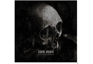 Sonic Reign - Monument In Black - (CD)