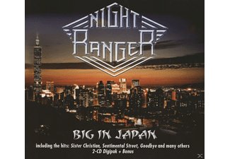 Night Ranger - Big In Japan Cd 2 - Big In Japan - (CD)
