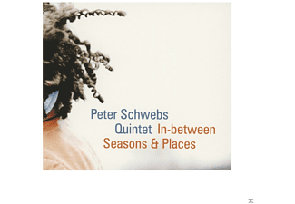 Peter Quintet Schwebs - In-Between Seasons & Places - (CD)
