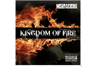 Mordacious - Kingdom Of Fire - (CD)