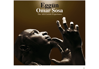 Omar Sosa - Eggun - (CD)