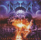 Megahera - Condemned To Insanity (CD) - broschei