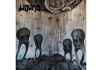 Wound - Inhale The Void - (CD)