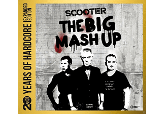 Scooter - 20 Years Of Hardcore - The Big Mash Up - (CD)
