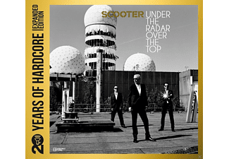 Scooter - 20 Years Of Hardcore - Under The Radar Over The Top [CD]