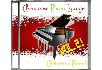Christmas Piano! - Christmas Piano Lounge Vol.2 [CD]