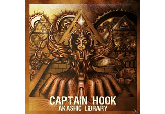 Hook The Captain - Akashic Library - (CD)