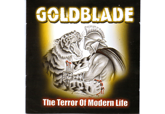 Goldblade - The Terror Of Modern Life [CD]