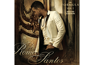 Romeo Santos - Fórmula, Vol. 2 - (CD)