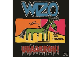 Wizo - Uuaarrgh! (Limited Edition) [Vinyl]
