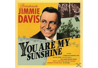 Jimmie Davis - You Are My Sunshine   5-Cd & B - (CD)