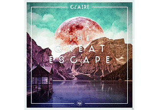 Claire - THE GREAT ESCAPE - (CD)