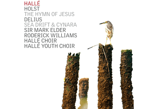 Mark Elder, The Halle Orchestra - The Hymn Of Jesus / Sea Drift & Cynara - (CD)