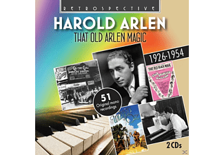 Harold Arlen - That Old Arlen Magic [CD]