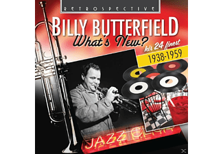 Billy Butterfield - What's New? - (CD)
