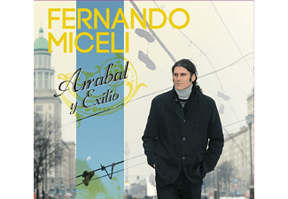 Fernando Miceli - Arrabal Y Exilio - (CD)