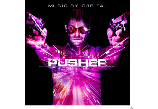 Orbital, Ost-original Soundtrack - Pusher-Music By Orbital - (CD)