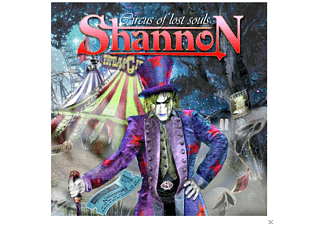 Shannon - Circus Of Lost Souls - (CD)