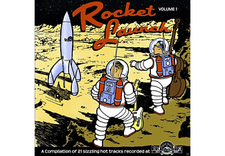 VARIOUS - Rocket Launch Vol.1 [CD]