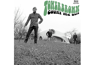 Towerbrown - Count Me Out - (CD)