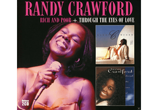 Randy Crawford - Rich And Poor+Through The Eyes Of Love (Rem.+Bonus) - (CD)