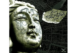 Machina - Majestic Machination [CD]
