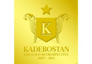 Kadebostan - The Gold Retrospective 2007-2012 - (CD)