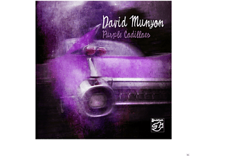 David Munyon - Purple Cadillacs [CD]