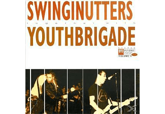 Swingin' Utters|youth Brigade - Split Series #2 - (Vinyl)