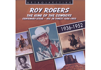 Roy Rogers - The King Of The Cowboys - (CD)