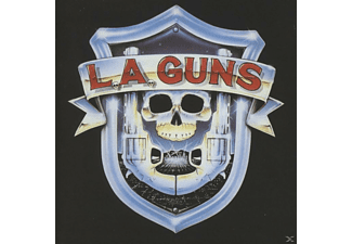 L.A. Guns - L.A.Guns (Lim.Collector's Edition) [CD]