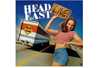 Head East - Live! [CD]