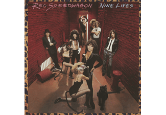 REO Speedwagon - Nine Lives - (CD)