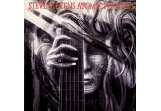 Stev Stevens - Atomic Playboys - (CD)