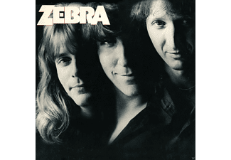 Zebra - Zebra (Limited Collector's Edition) - (CD)