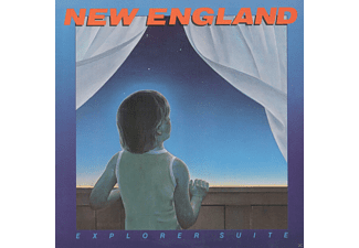 New England - Explorer Suite (Limited Collector's Edition) - (CD)