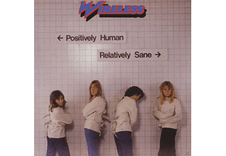 Wireless - Positively Human Relatively Sane - (CD)