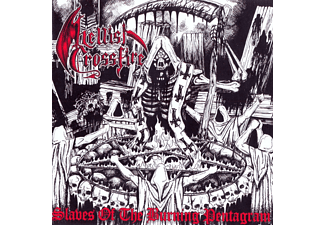 Hellish Crossfire - Slaves Of The Burning Pentagram - (CD)