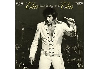Elvis Presley - That's The Way It Is | LP