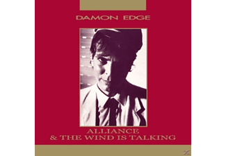 Damon Edge - Alliance/Wind Is Talking - (CD)