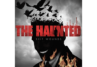The Haunted - Exit Wounds (Limited Edition) [CD]