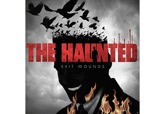 The Haunted - Exit Wounds - (CD)