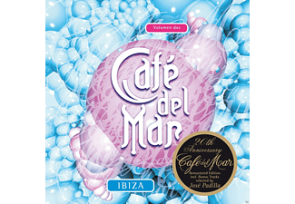 VARIOUS - Cafe Del Mar Vol.2 (20th Anniversary Edition) [CD]