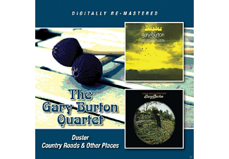 The Garry Burton Quartett - Duster / Country Roads & Other Places [CD]