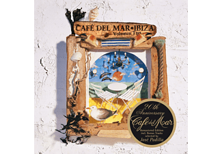 VARIOUS - Cafe Del Mar Vol.3 (20th Anniversary Edition) - (CD)