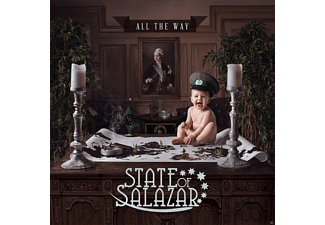 State Of Salazar - All The Way - (CD)