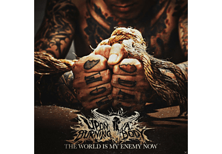 Upon A Burning Body - The World Is My Enemy Now [CD]